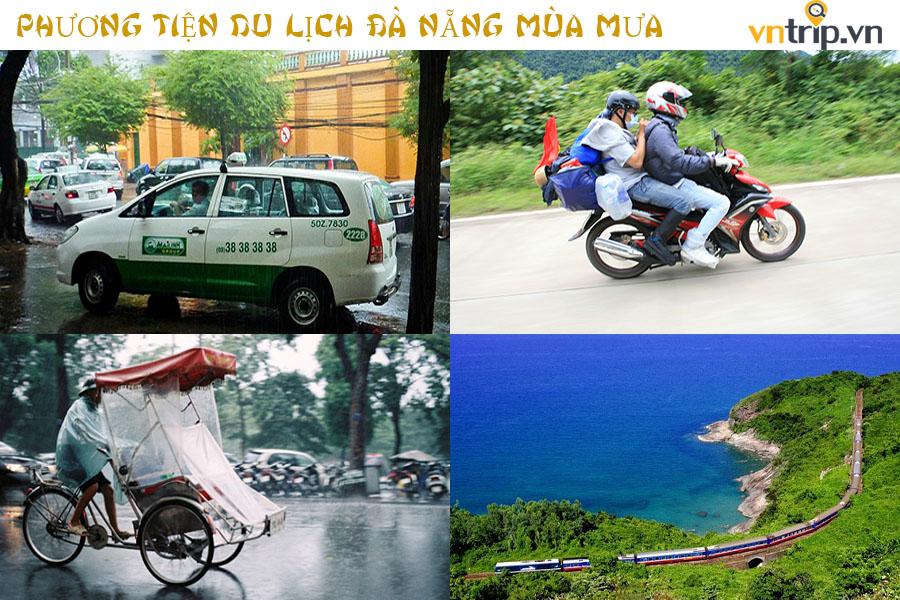 Kinh nghiệm du lịch Đà Nẵng mùa mưa 02