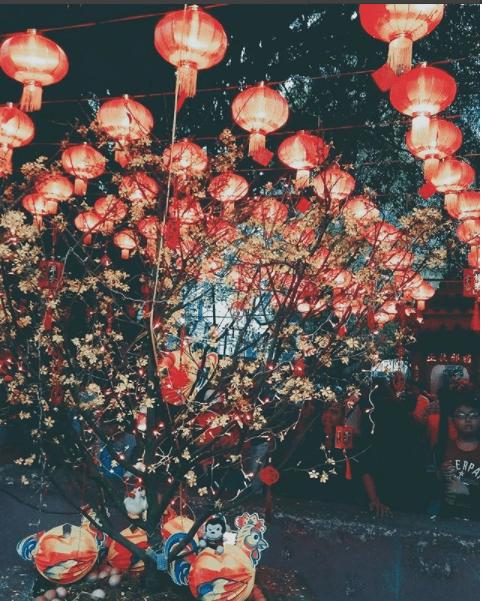 Đường Ngôi chùa Ngọc Hoàng