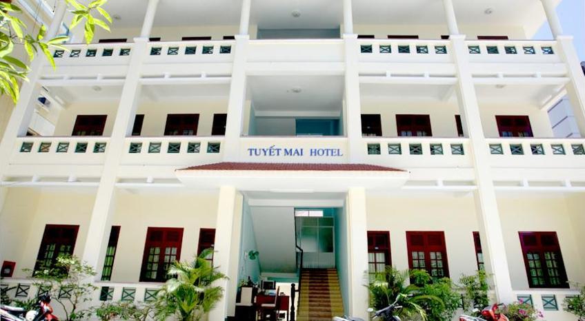 Khách sạn nha trang giá rẻ Tuyết Mai hotel