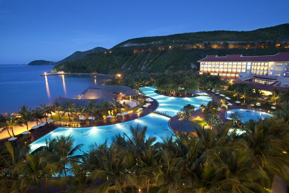 Khu resort Vinpearl Nha Trang (Ảnh: ST)