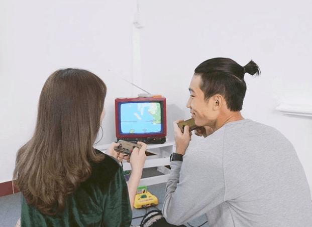 Cùng nhau chơi game 4 nút huyền thoại tại An Yên Homestay