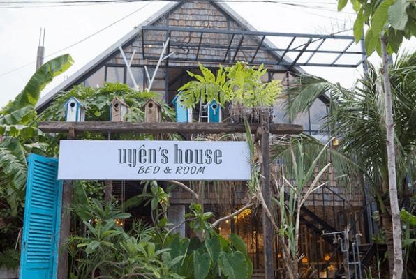 Điểm homestay đẹp tại Uyên's House - Bed & Room