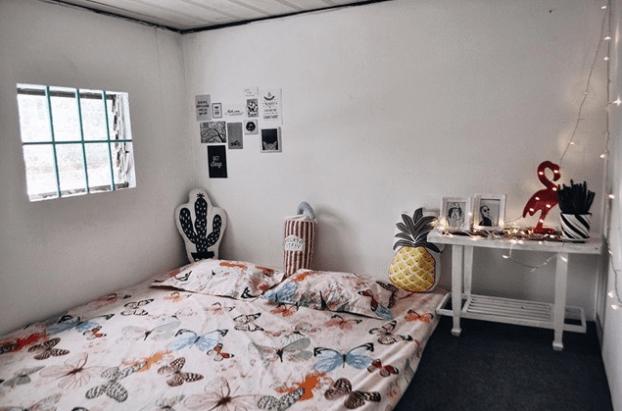 Không gian phòng ngủ đẹp, cho bạn tha hồ sống ảo