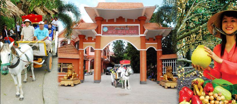 Khu du lịch sinh thái Mỹ Khánh Nam Bộ