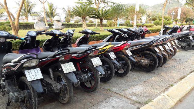 Dễ dạng thuê xe máy khi ở Nha Trang (Ảnh ST)