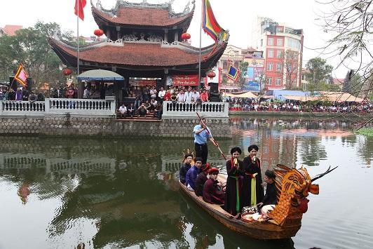 Hội Lim có truyền thống từ rất lâu đời