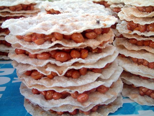 Bánh Cu Đơ - đặc sản Hà Tĩnh