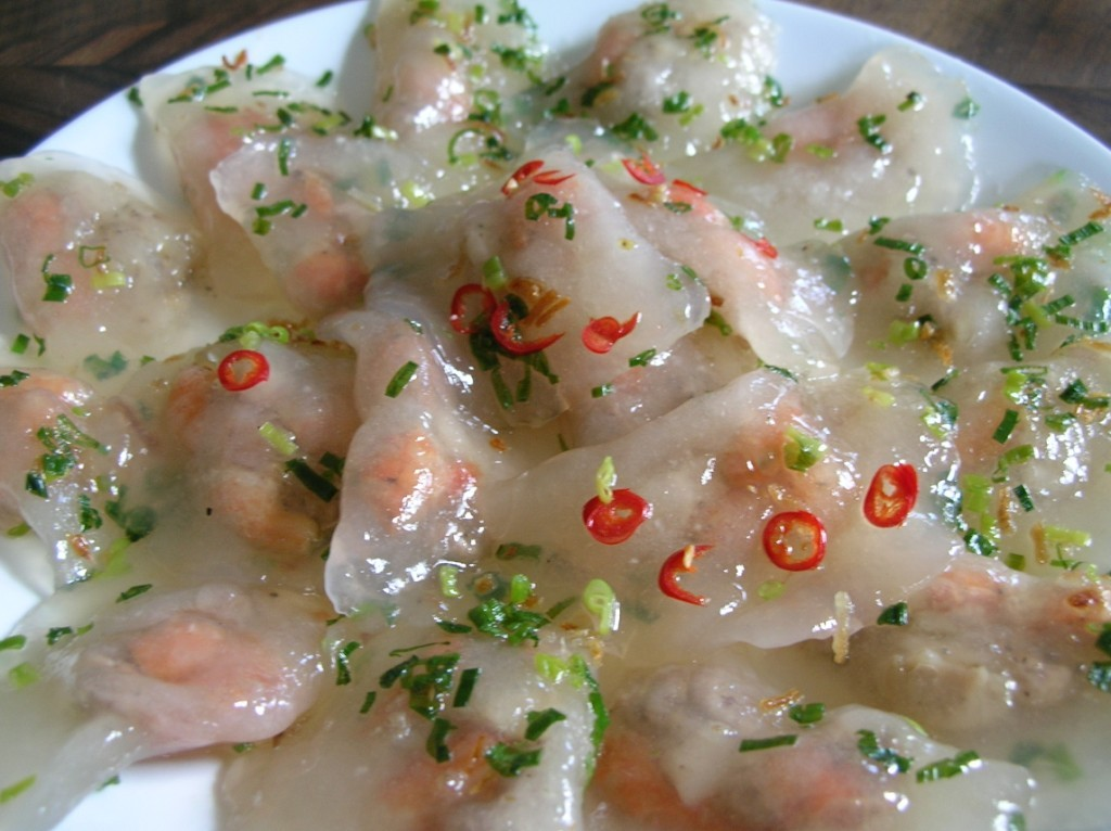 Bánh bèo Hà Tĩnh - đặc sản Hà Tĩnh