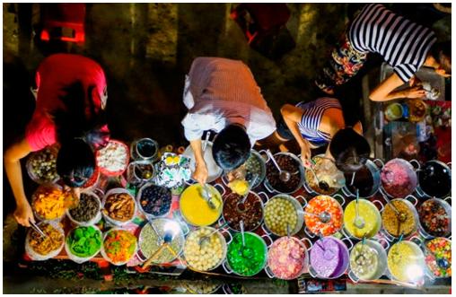 Chè huế: đặc sản Đà Nẵng