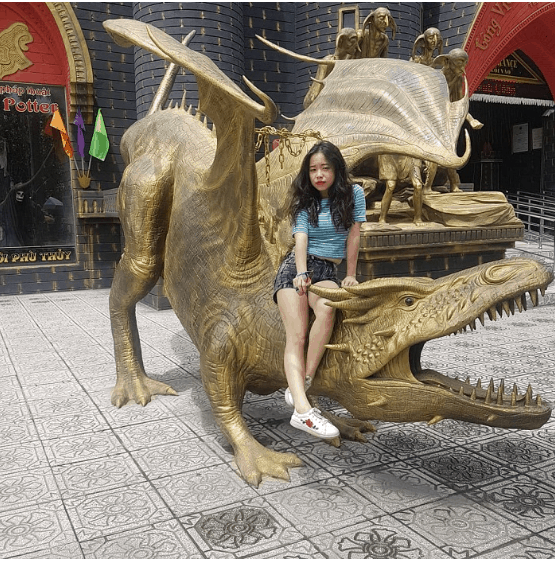 công viên Harry Potter ở Sài Gòn