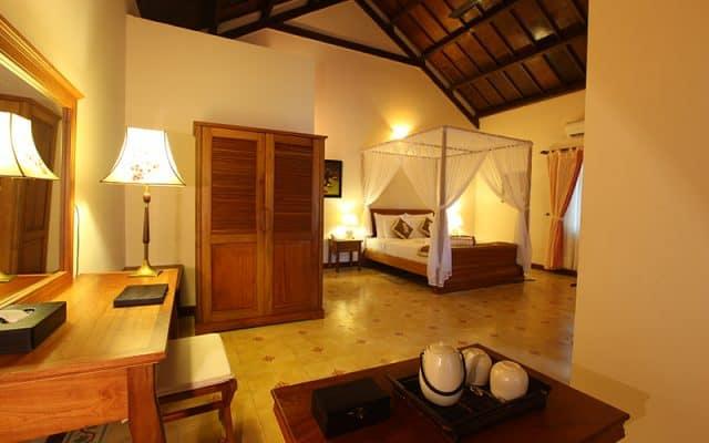 Phong cách thiết kế phòng ngủ cổ điển (ảnh ST)