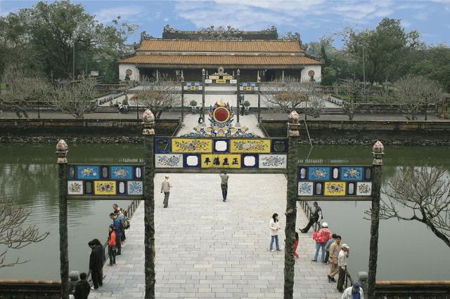 Di tích cố đô Huế - Hoàng Thành 01