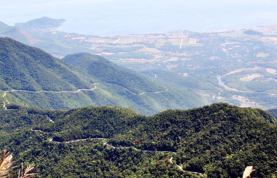 Hải Vọng Đài: vườn quốc gia Bạch Mã