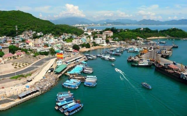 Cảng Cầu Đá - Vũng Tàu (ảnh ST)