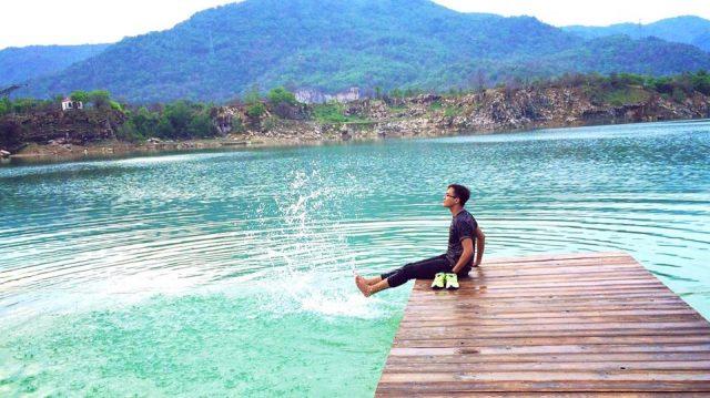 Hồ Đá Xanh ở Vũng Tàu (ảnh ST)