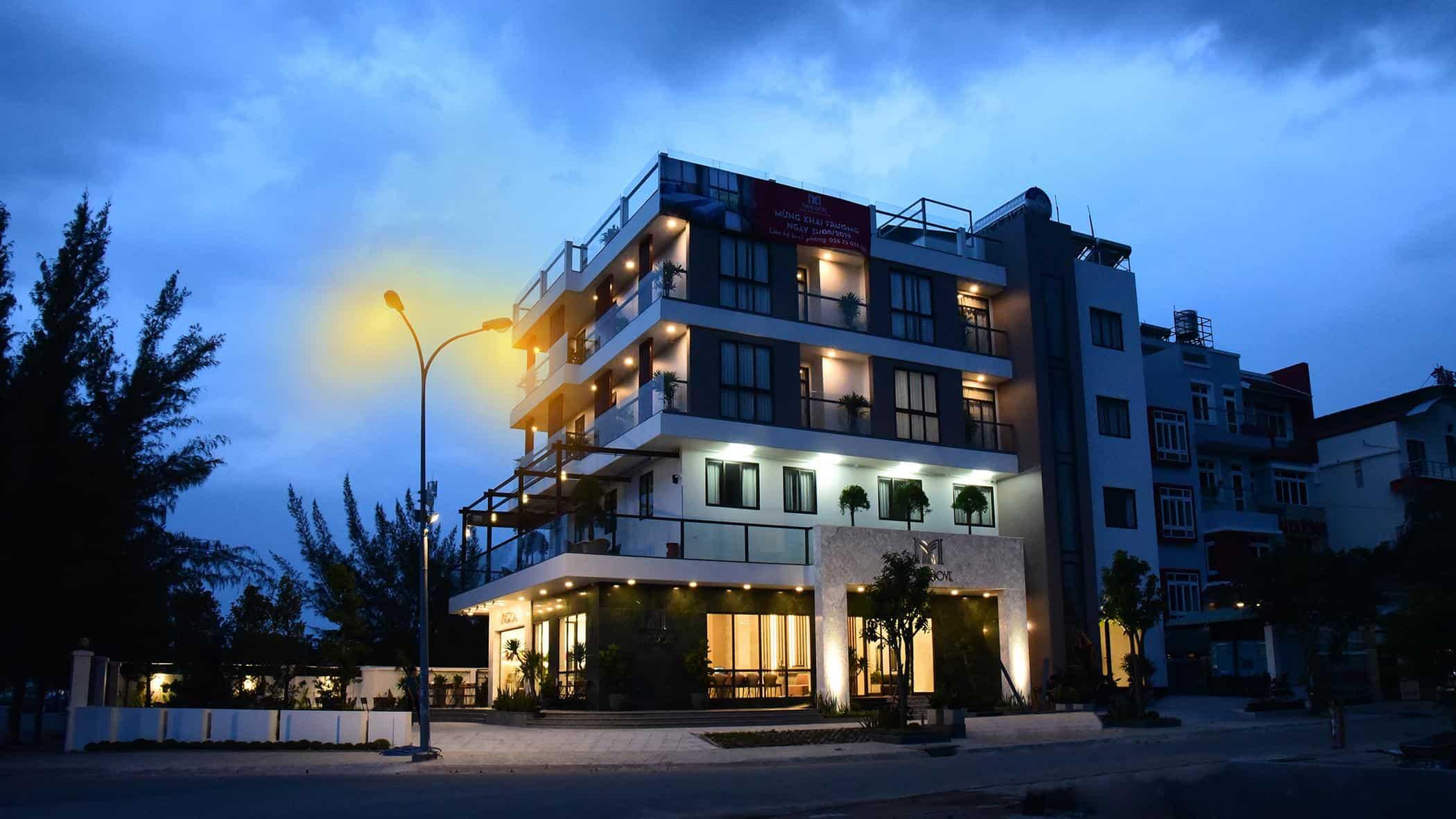 Các khách sạn, resort, nhà nghỉ homestay giá rẻ ở Cần Giờ