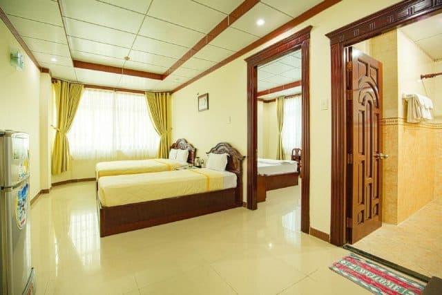 Longcung resort