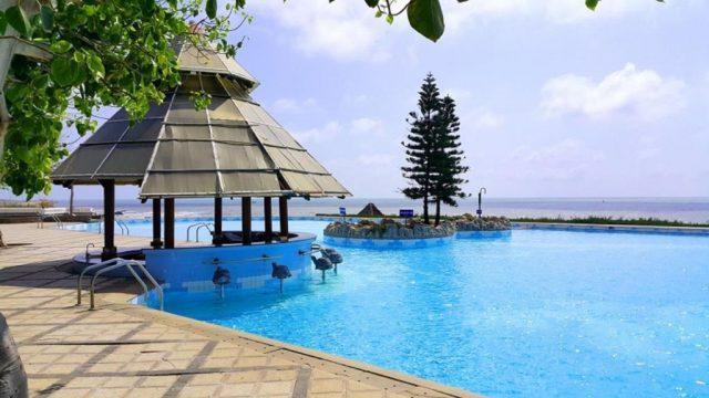 Long Hải Beach Resort đẹp mơ màng (ảnh ST)