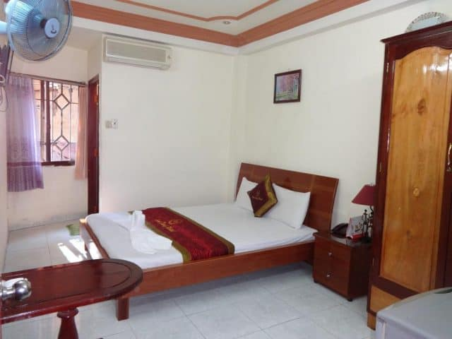 Hình ảnh phòng nghỉ tại hotel Sơn Tùng Sài Gòn (Ảnh sưu tầm)