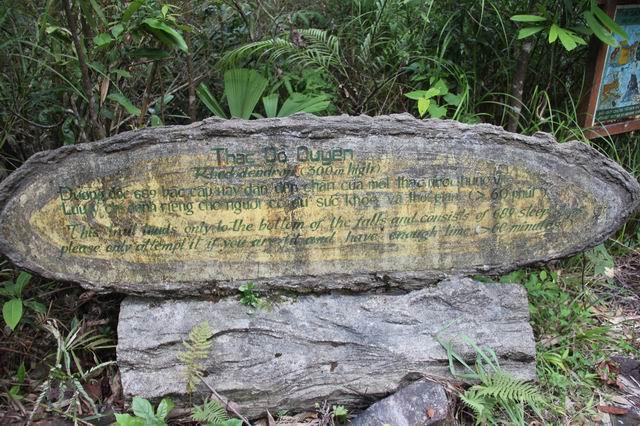 Thác Đỗ Quyên: Vườn quốc gia Bạch Mã
