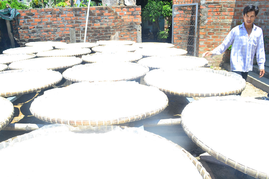 Bún Song Thằn - một món ngon Bình Định nổi tiếng