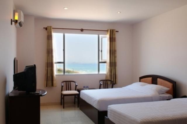 View đẹp tại Long Beach hotel - khách sạn Tuy Hòa