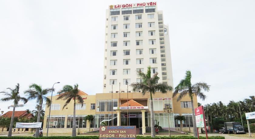Khách sạn Sài Gòn - Phú Yên - khách sạn Tuy Hòa