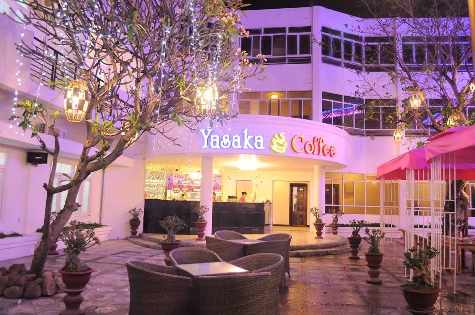 Yasaka Hương Sen Hotel - khách sạn Tuy Hòa