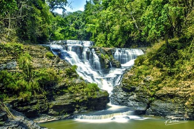 thác Thủy Tiên 2