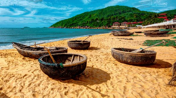 Vùng biển Quy Nhơn (Ảnh: ST)