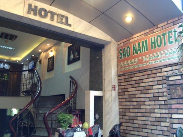 Nhà nghỉ Sao Nam