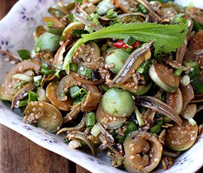 cà đắng - đặc sản Đắk Nông
