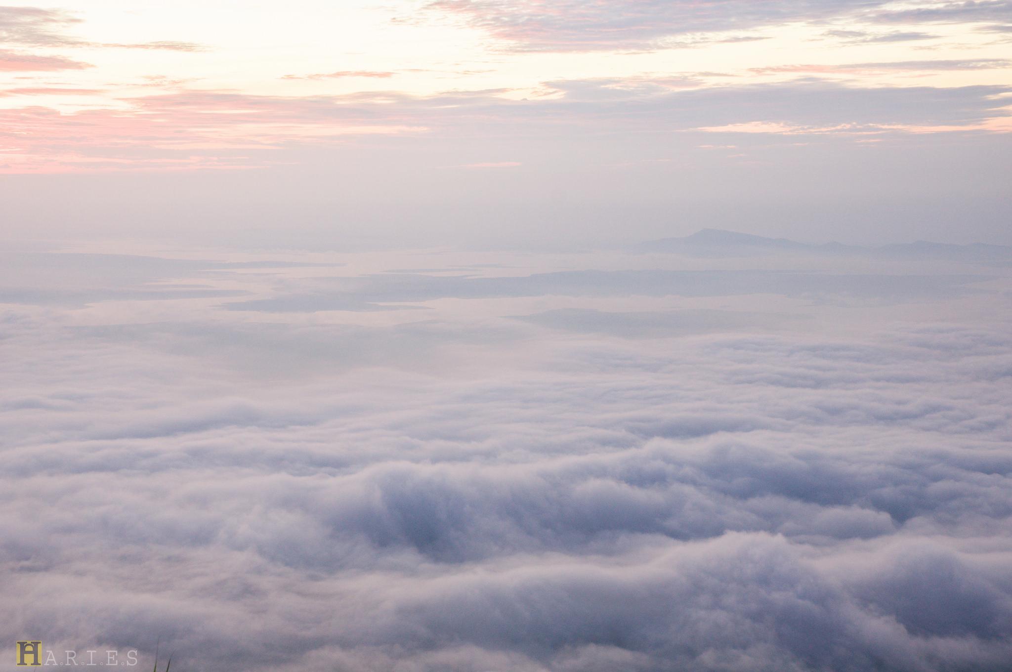 săn mây 2 - phượt núi Bà Đen