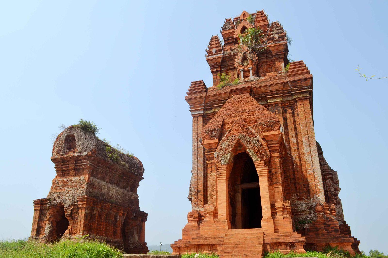 Một địa điểm du lịch Bình Định gần nơi bán nem Chợ Huyện