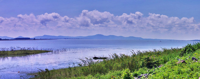 hồ Dầu Tiếng 2