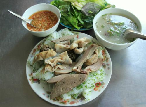 Đặc sản Tuy Hòa