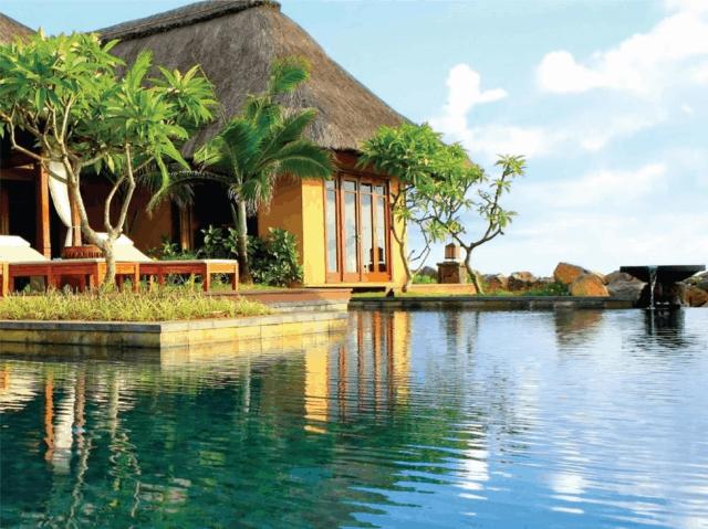 Không gian thơ mộng và xinh đẹp của Aurora Villas & Resort (Ảnh: Sưu tầm)