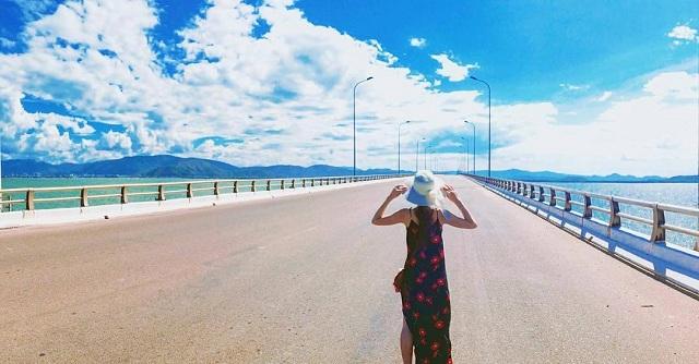 Cầu Thị Nại - điểm check in tuyệt đẹp hấp dẫn du khách