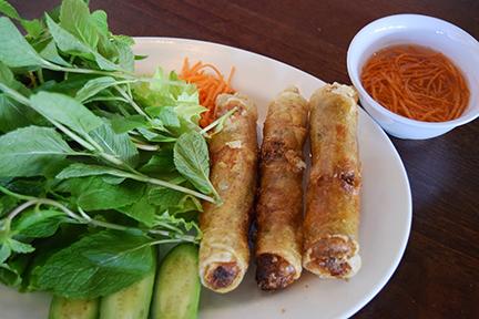 chả ram Bình Định