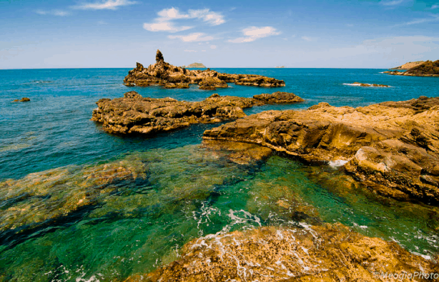 Bãi đá Eo Gió Quy Nhơn
