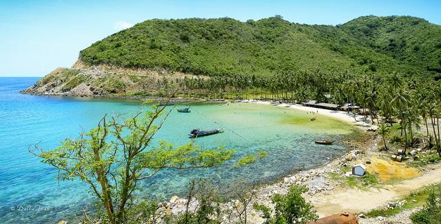 cảnh đẹp đảo Nam Du - hòn Lớn Nam Du