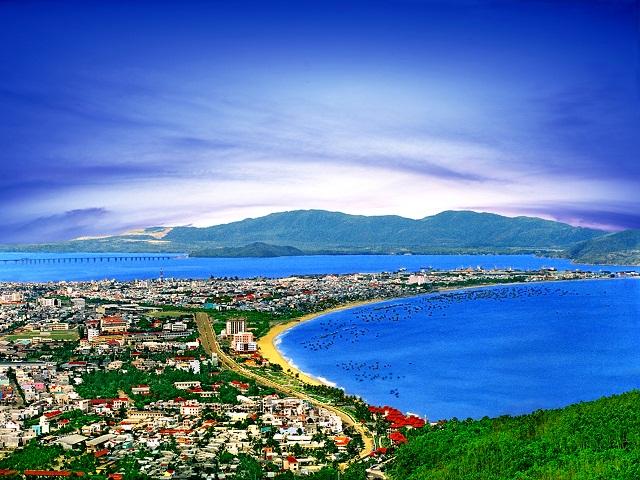 Một cảnh đẹp mà bạn sẽ được chiêm ngưỡng khi du lịch Bình Định