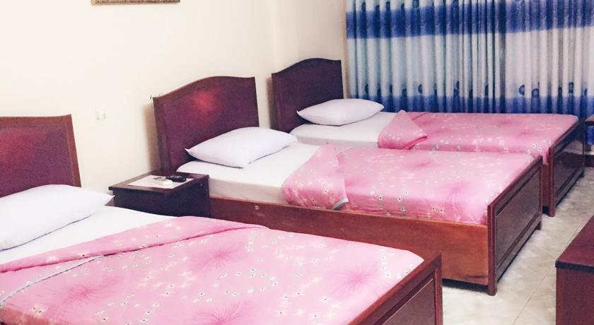 Phòng ngủ Tây Nguyên hotel -khách sạn Buôn Mê Thuột