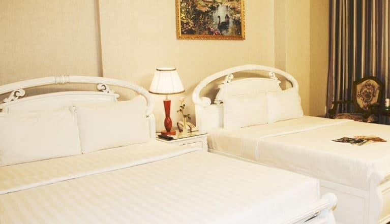 phòng ngủ A25 Hotel