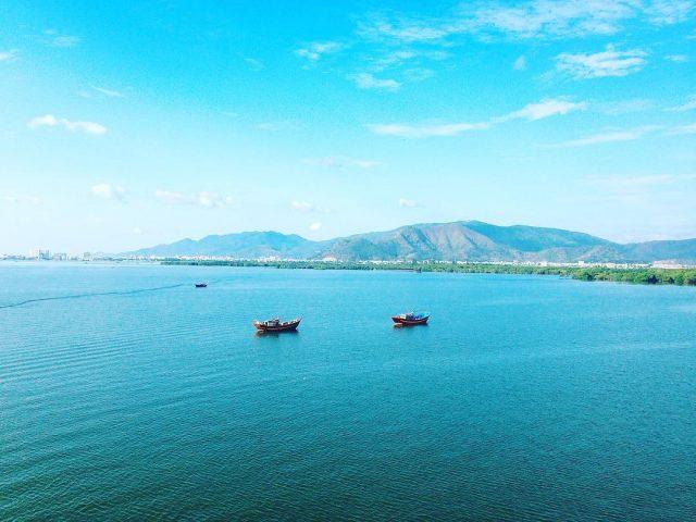 đầm Thị Nại ở Quy Nhơn