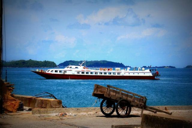đảo Nam Du - du lịch bụi Nam Du 3
