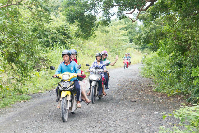 đảo Nam Du - du lịch bụi Nam Du 5