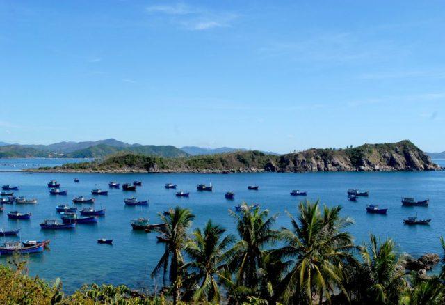 du lịch Phú Yên Vũng Rô