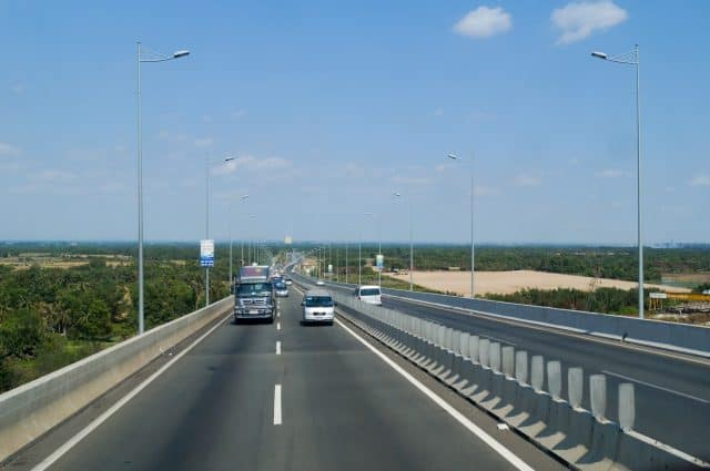 Đường đi từ Sài Gòn đến Vũng Tàu đẹp và an toàn (ảnh ST)