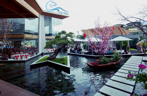 quán cafe đẹp Quy Nhơn